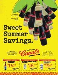 14. $16 . $19. - Original Canal's