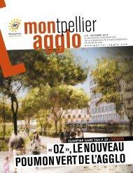 n° 5 - octobre 2012 - Montpellier Agglomération