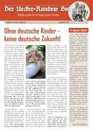 Der Uecker-Randow Bote - MUPINFO.de