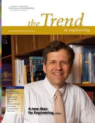 Spring 2006 - College of Engineering