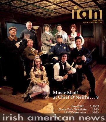 June 2012 - Irish American News
