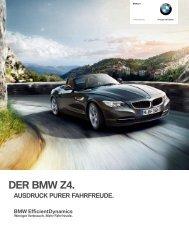 DER BMW Z. - Autohaus Fulda Krah und Enders GmbH