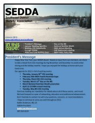 January 2012 Newsletter - Minnesota Academy of Nutrition and ...