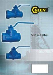 Glen Ball Valves Catalogue - Incledon