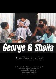George & Sheila - Wan Smolbag Theatre