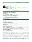 Summer 2011 - Florida Reading Association - Page 2