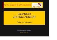 LexisNexis JURISCLASSEUR