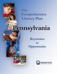 PA Comprehensive Literacy Plan - SAS