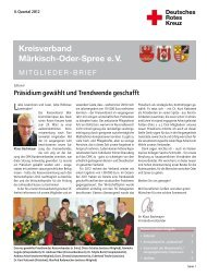 Kreisverband Märkisch-Oder-Spree e. V.