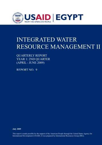 Report 9 Quarterly Report