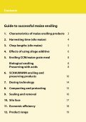 Maize Silage Handbook - Bonsilage - Page 2