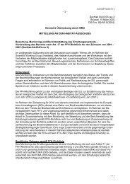 deutsche Übersetzung - Europäisches Naturschutzrecht - Natura 2000
