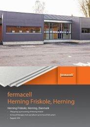 fermacell Herning Friskole, Herning