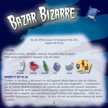 Bazar Bizarre - Bilboquet