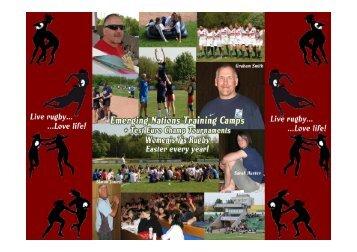 ENTC VII 2012 Programme Final - Women's Rugby, Austria