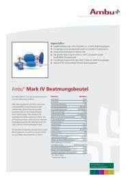 Ambu® Mark IV Beatmungsbeutel