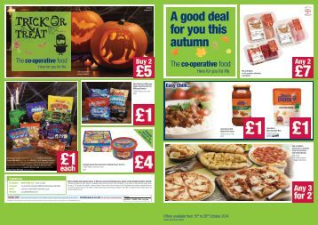 A great Deal - Heart of England Co-operative Society