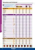 Katalog Standardrohr- markierer und Rohr- markierungs - Seite 6