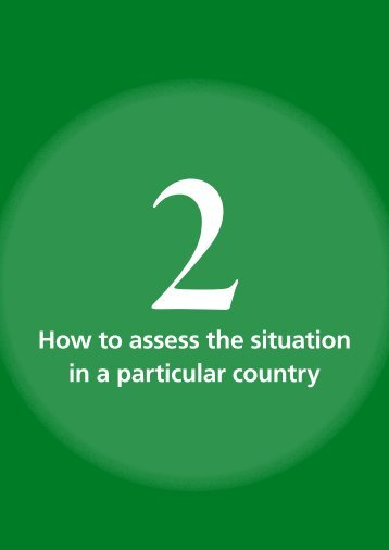 Module 2 - World Health Organization