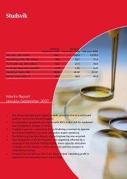 PDF Document 180 KB - Investor Relations - Studsvik