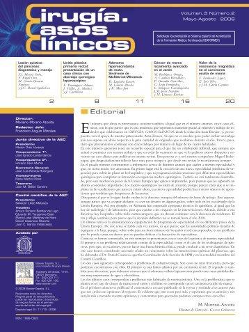 Cirugía Casos Clínicos. Volumen 3. Número 2