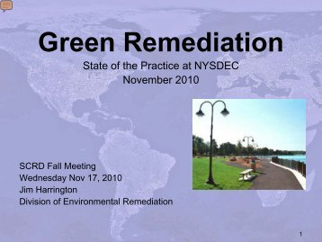 Jim's presentation (PDF) - State Coalition for Remediation of ...