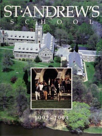 Untitled - Saint Andrew's School Archive - St. Andrew's School