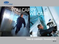 THIS IS CARRIER TRANSICOLD