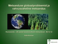 State of the World's Forests, 2007