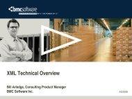 XML Technical Overview - neodbug