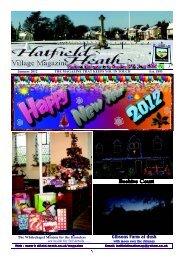 January2012 Edition - Hatfield Heath Village Magazine