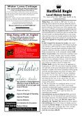January2012 Edition - Hatfield Heath Village Magazine - Page 6