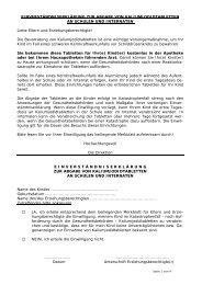 Kaliumjodid-Einverständniserklärung