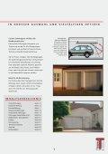 Schwingtore - Der Garagentor-Spezialist...Garagentore - Seite 3