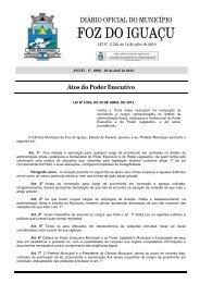 Edição Nº. 1989 de 30 de abril de 2013 - Portal do Servidor Público