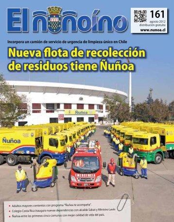 8. 2012 - Municipalidad de Ñuñoa