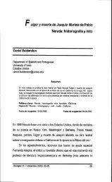 Fuigory muerte de Joaquin Murieta de Pablo - BIBLIOTECA UNLPam