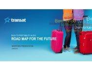 Investors' Presentation – June 2013 / Road map for the future [PDF]