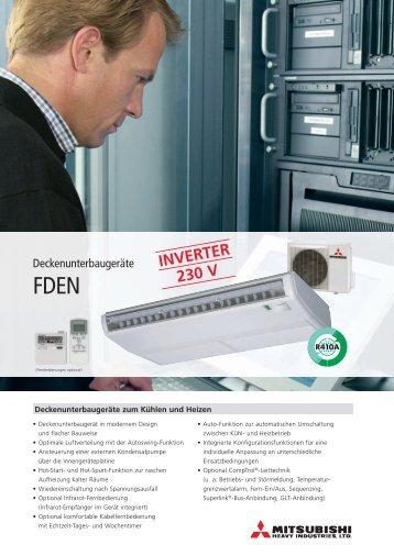 FDS Prospektblätter - COMFORT – KLIMA.at