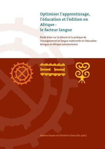 Télécharger la publication - Chaire UNESCO de développement ...