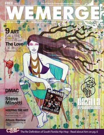 Steve Minotti The Love 9ART DMAC - WeMerge Magazine