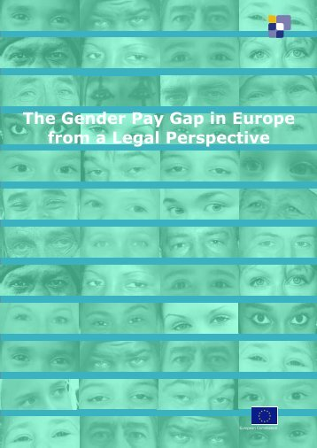 The Gender Pay Gap in Europe from a Legal Perspective