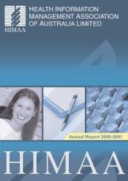 What's New - Health Information Management Association of Australia