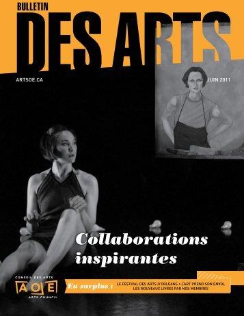 Juin 2011 - Arts Ottawa East / Arts Ottawa Est