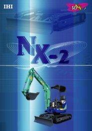 30NX-2 - IHI Compact Excavator Sales