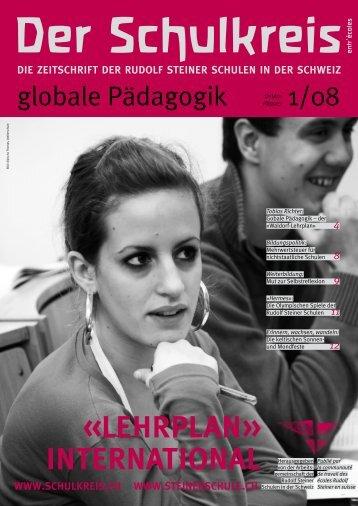 «LEHRPLAN» INTERNATIONAL - s (www.schulkreis.