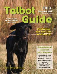 Download (PDF, 8.3MB) - The Talbot Guide