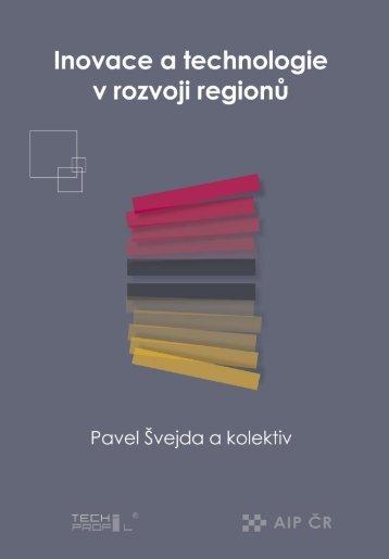 publikace Inovace a technologie v rozvoji regionů - AIP ČR