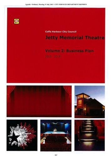 Jetty Memorial Theatre Business Plan - Coffs Harbour City Council ...