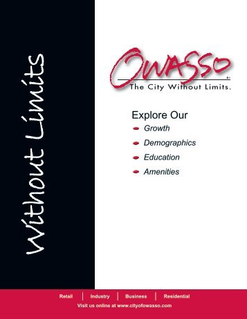 Without Limits - City of Owasso